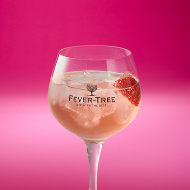 Pink Gin and Tonic
