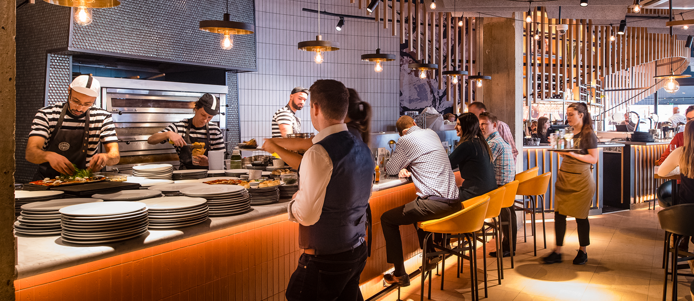 Restaurants In London Where To Eat Pizzaexpress