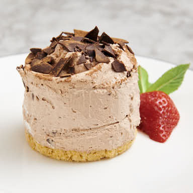 Chocolate & Amaretto Parfait