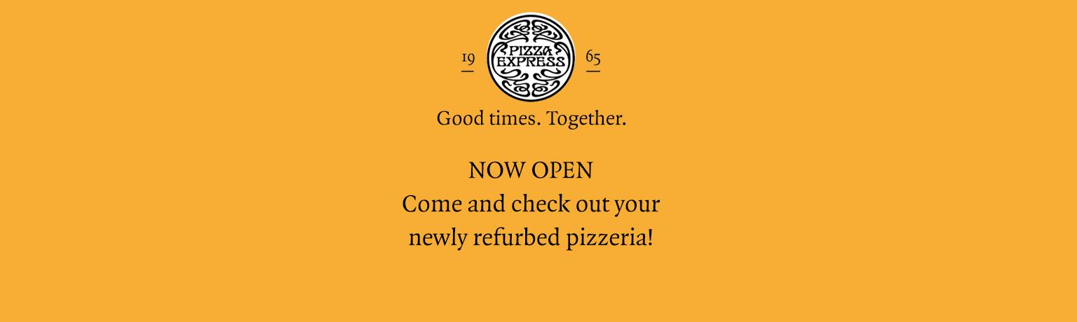 Italian Restaurant In Kennington Pizzaexpress