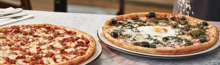 Our Partnership With O2 Pizzaexpress