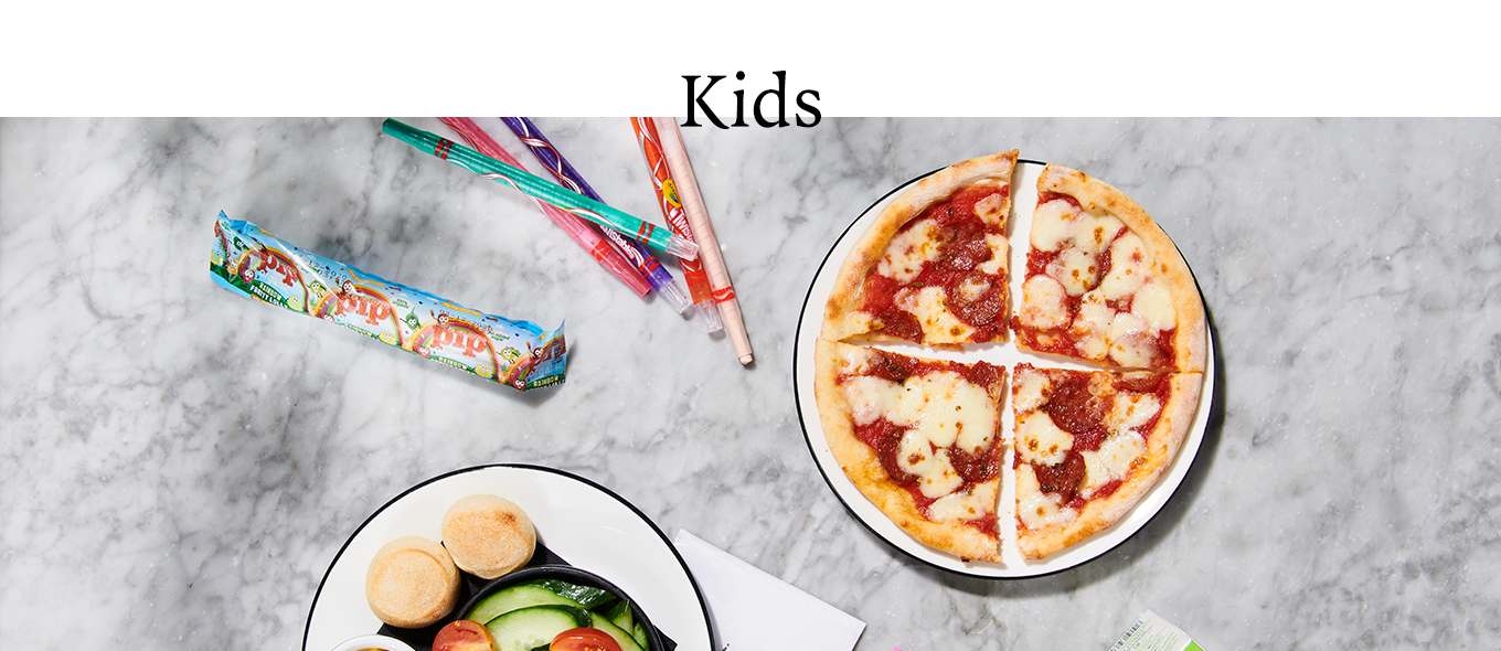Child Friendly Restaurants Families Kids Menu